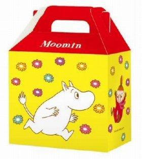 「ムーミンのいただきま~すグッズ」専用パッケージ(写真はイメージ)。(C)Moomin Characters