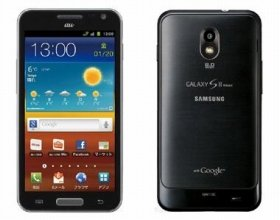 「GALAXY SⅡ WiMAX ISW11SC」