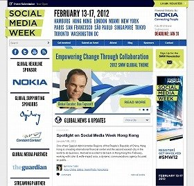 日本のソーシャルメディアを「シェア」する1週間