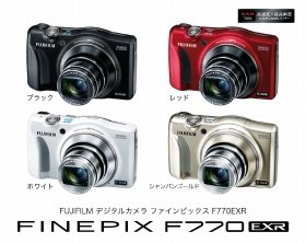 「FinePix F770EXR」