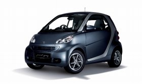 「smart fortwo edition pearlgrey」