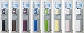 選べる8色の高性能ウオーターサーバー