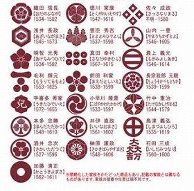エース家紋は22種類
