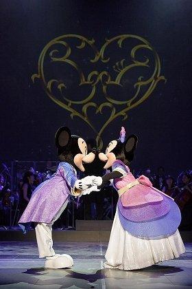 「おとなのバレンタイン・ナイト~一夜限りのスペシャルドリーム~」 (C)Disney