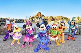 夢のバケーションを楽しもう(C)Disney