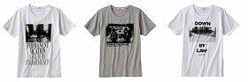 初期3作品の名シーンがTシャツに!