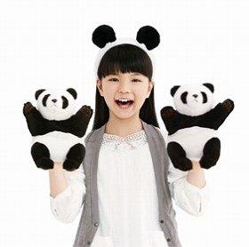 「パンダに会いに来てね!」と大橋のぞみさん