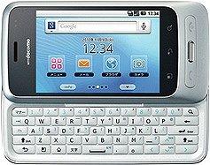 「Optimus chat L-04C」