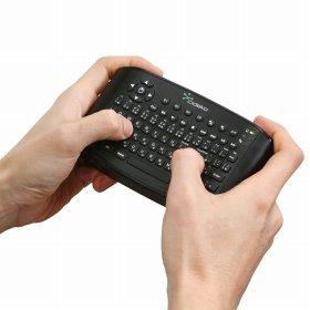 一見コントローラー、でもキーボード