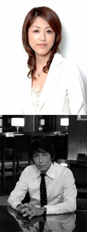 「PRカレッジ」の講師を務める吉柳さおり氏(写真上)と西江肇司氏(写真下)