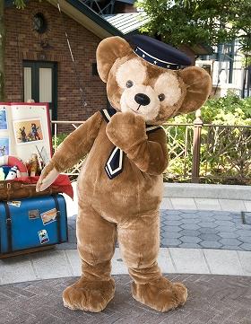 ダッフィーに会いにいこ!(C)Disney