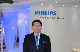 「日本市場に最適な製品を提供していく」と語る岸和紀氏・ライティング事業部長