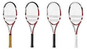 新製品テニスラケット「ピュア ストーム チーム」