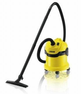 水やゴミを強力に吸引。屋内外の清掃が快適にできる