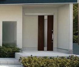 豊富なバリエーションで住宅の外観に調和する(写真は、Type14。39万8000円)