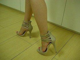 足は「キレイな女性の必須ポイント」