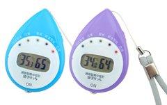 「携帯型熱中症計 見守りっち」イメージ