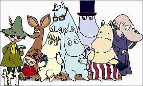 (C)2010 Moomin Characters/Bulls & Dennis Livson