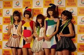 「バニラビーンズ」と「Negicco」がタワーレコード渋谷店でトーク&ライブ(3日、都内で)
