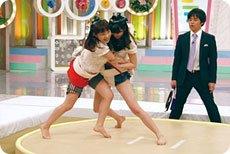 画像は「アイドリング!!! 大相撲3DS場所」