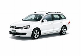 「Golf Variant TSI Trendline BlueMotion Technology」