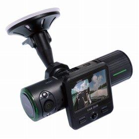 「GPS内蔵デュアルレンズドライブレコーダー」