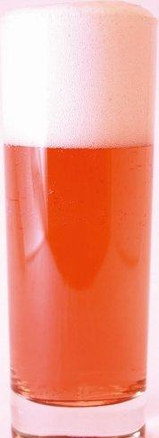 こんなきれいな色のビールみたことない