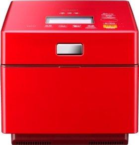三菱電機ジャー炊飯器の40周年記念モデル「蒸気レスIH〈本炭釜〉」