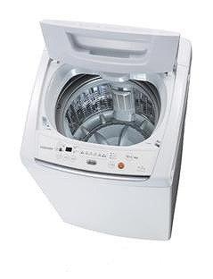 洗濯コースには「標準」や「つけおき」のほか、「スピーディ」や「ドライ」、「毛布」、「槽洗浄」もある