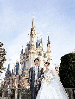 「ディズニー・ロイヤルドリーム・ウェディング」(イメージ)(C)Disney