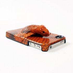 「iPhone コブラカバー」