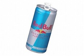 「Red Bull Sugarfree」