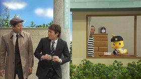 「阪神タイガースキャンペーン」CM「張り込み篇」のワンカット