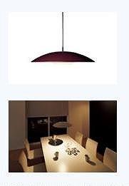 明かりの快適科学による「一室複数灯」を提案(写真は、ダイニングの「LEDペンダント」)