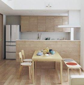 エコ機能もさらに強化したキッチン