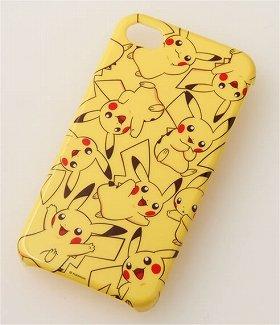 ピカチュウがいっぱい iPhoneケース