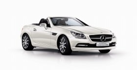 SLK 200 BlueEFFICIENCY 1st Anniversary Edition
