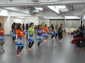 「グアム チャモロダンス・アカデミー2012」東京2012年2月開催の様子