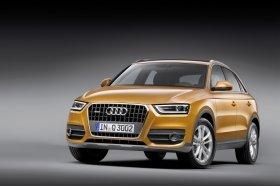 「Audi Q3」(欧州仕様)