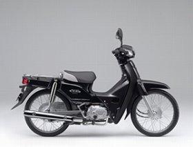 スーパーカブ50(パールプロキオンブラック)