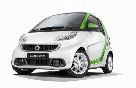 スマート電気自動車