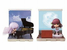 オープニングでの「天使」のピアノ演奏シーンを再現