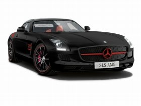 SLS AMG Matt Black Edition(ロードスター)