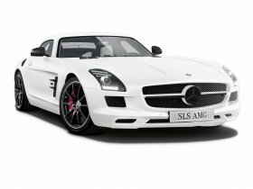 SLS AMG Matt White Edition(クーペ)