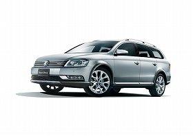 ベースモデルより車高が30ミリ高くなっている