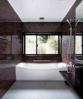 「ゆりかご」に包まれるような新感覚の浴槽