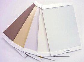 ホワイト系を中心に人気色を厳選した35色の展開