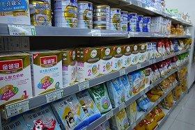 多くのメーカーが栄養強化ミルクを販売している
