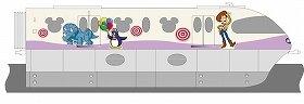 イラストはイメージ。(C)Disney/Pixar