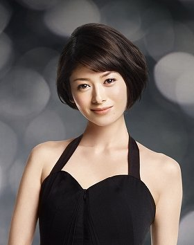 イメージキャラクターの女優・真木よう子さん